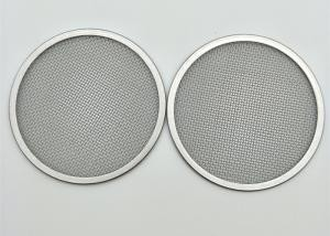 10 20 50 100 200 Stainless Steel Filter Disc / Stainless Steel Mesh Disc