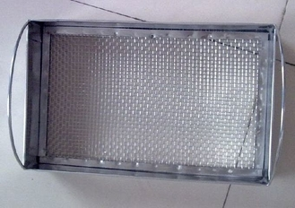 Bbq Grill Grate Welded Wire Mesh Panels , Hot Dipped Galvanised Welded Mesh Roll