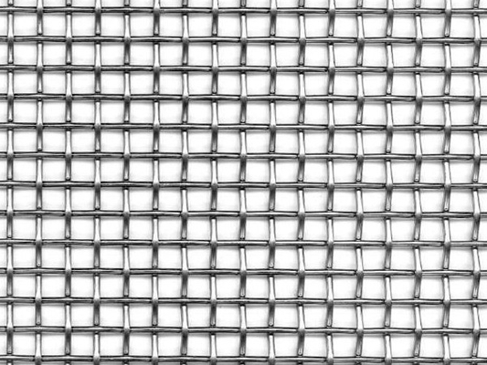 Ss 304 Ss 316 Stainless Steel Wire Mesh Roll , Stainless Steel Mesh Cloth For Cylinder Mould